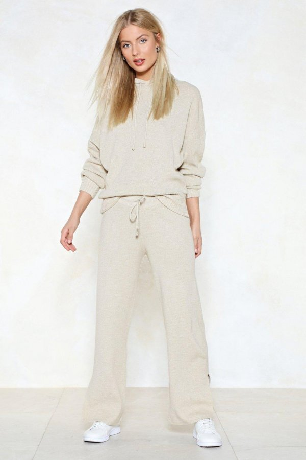 Ease the Day Hoodie and Pants Set