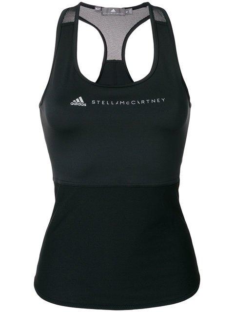 Adidas By Stella Mccartney Slim Fit Tank Top - Farfetch