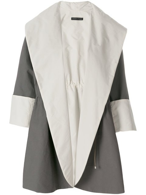 Fabiana Filippi Oversized Shawl Collar Jacket - Farfetch