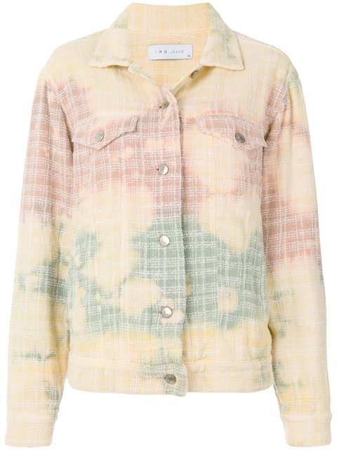 Iro Notched Collar Jacket - Farfetch