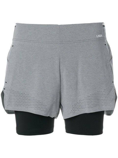 Lndr Double Layer Shorts - Farfetch