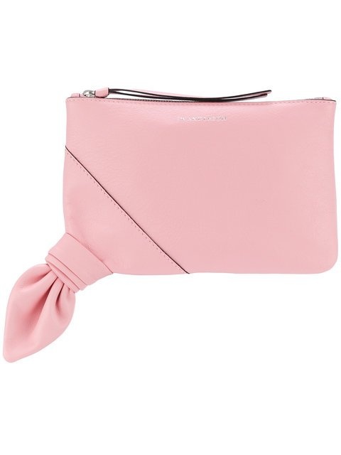 JW Anderson Knot Leather Pouch - Farfetch