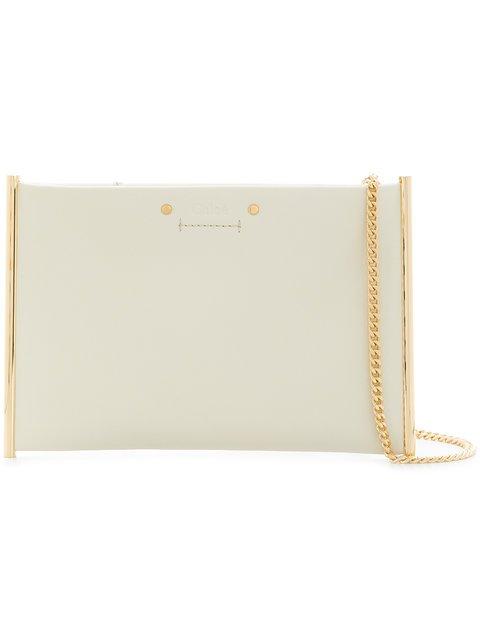 Chloé Envelope Clutch Bag - Farfetch