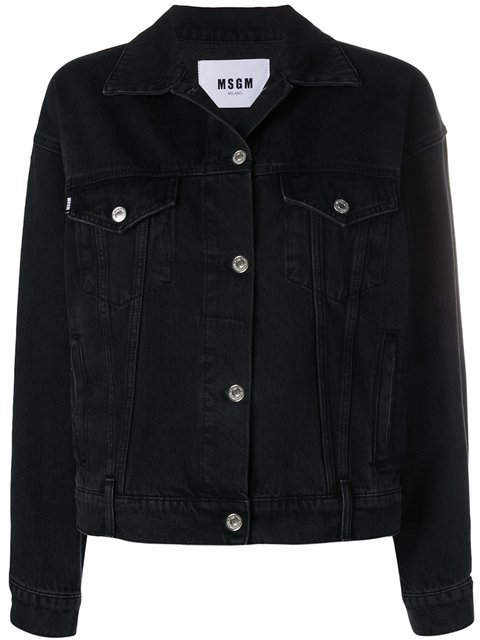 MSGM Denim Jacket - Farfetch