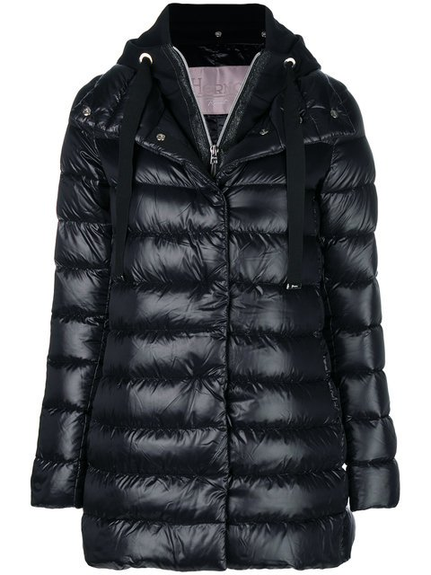 Herno Hooded Puffer Jacket - Farfetch