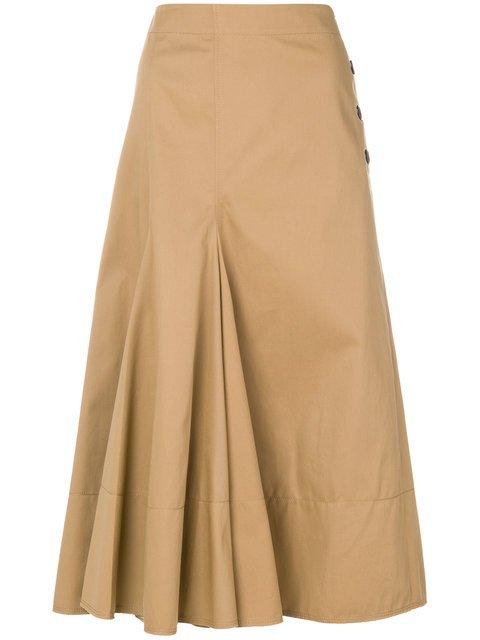 Joseph Pleated Skirt - Farfetch