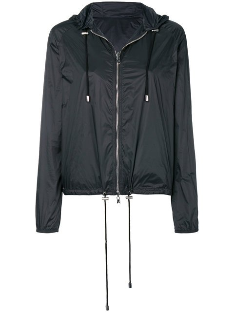 Emporio Armani Lightweight Hooded Jacket - Farfetch