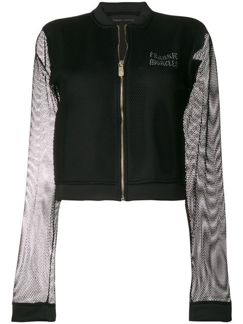 Frankie Morello Alexia Bomber Jacket - Farfetch