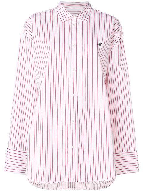 MSGM Striped Shirt - Farfetch