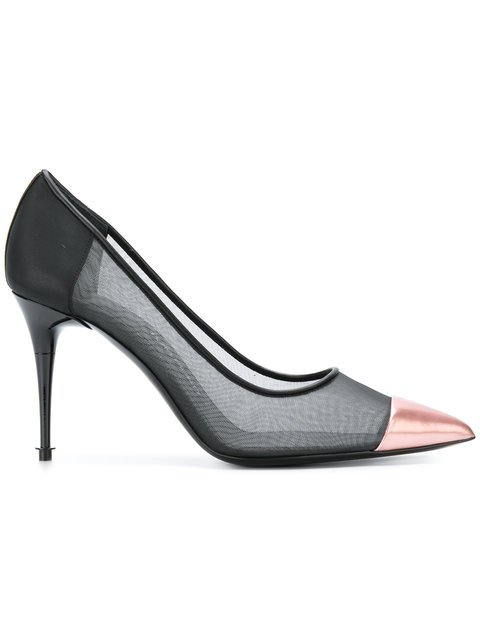 Tom Ford Sheer Pointed Pumps - Farfetch