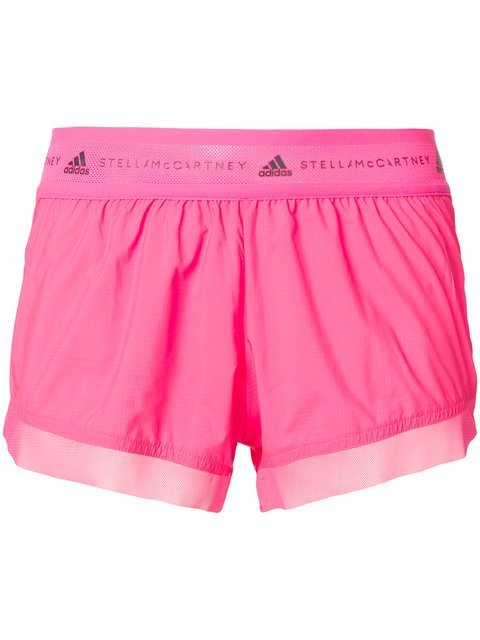 Adidas By Stella Mccartney Run Shorts - Farfetch