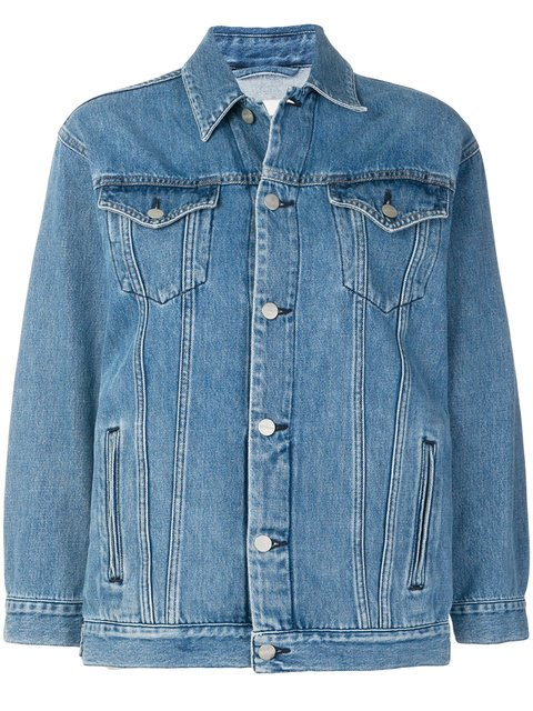 Carhartt Stone Washed Denim Jacket - Farfetch