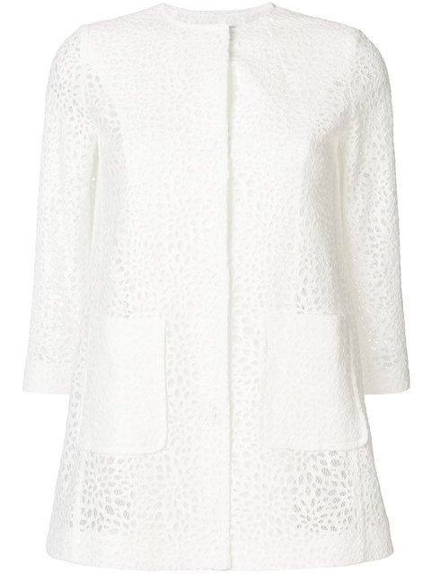 Blanca Cut-out Detail Jacket - Farfetch