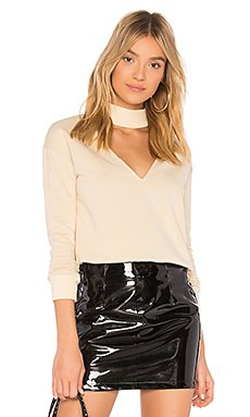 Ariella Choker Sweatshirt                                             by the way.