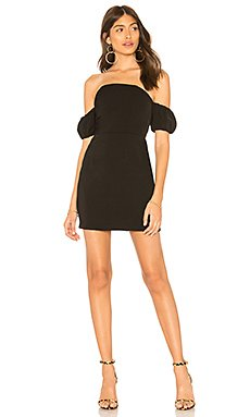 Clarissa Off Shoulder Dress                                             by the way.