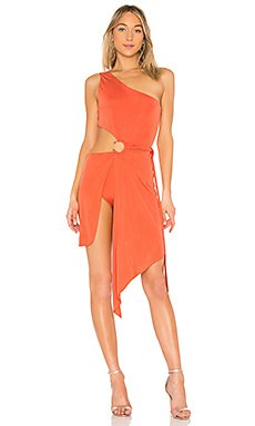 Aleja Midi Dress                                             For Love & Lemons