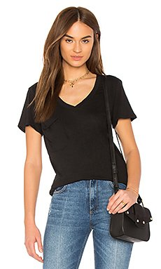 Lightweight Jersey Pocket Tee                                             Bobi