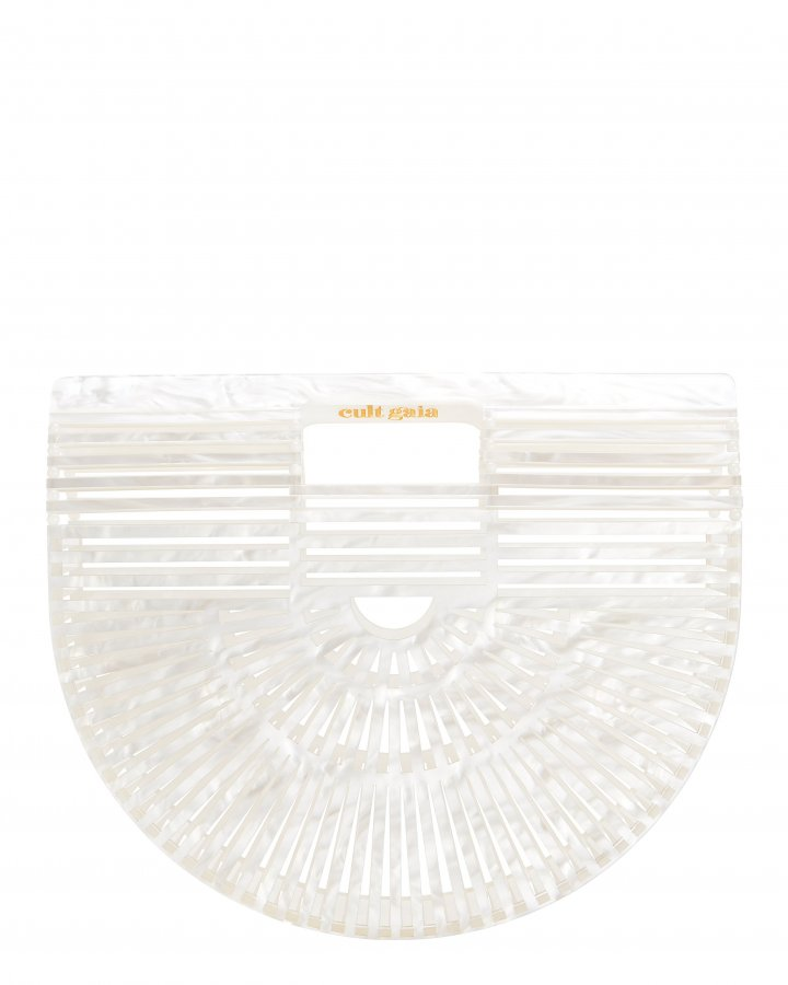 Ark Mother Of Pearl Small Clutch