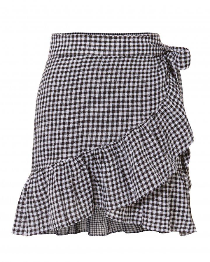 Etienne Wrap Skirt