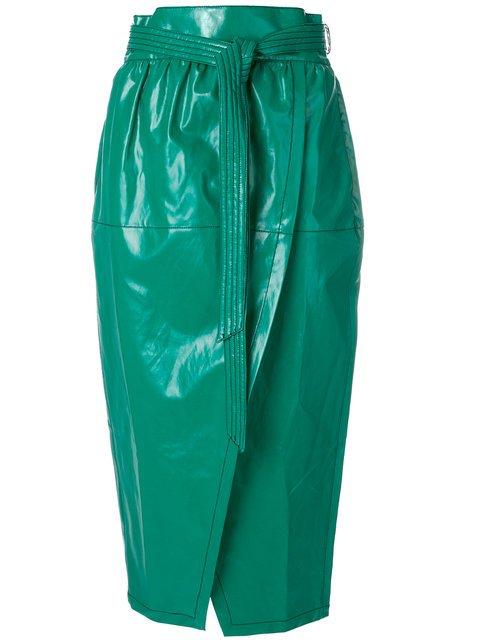 Philosophy Di Lorenzo Serafini Wrap Around Midi Skirt - Farfetch