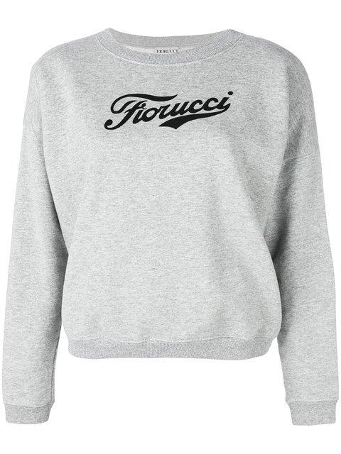Fiorucci Logo Print Sweatshirt - Farfetch