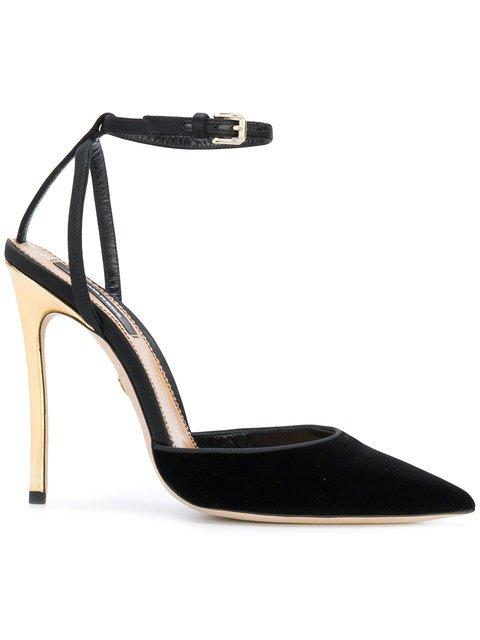 Dsquared2 Contrast Heel Pumps - Farfetch