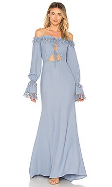 Nicki Gown                                             MAJORELLE