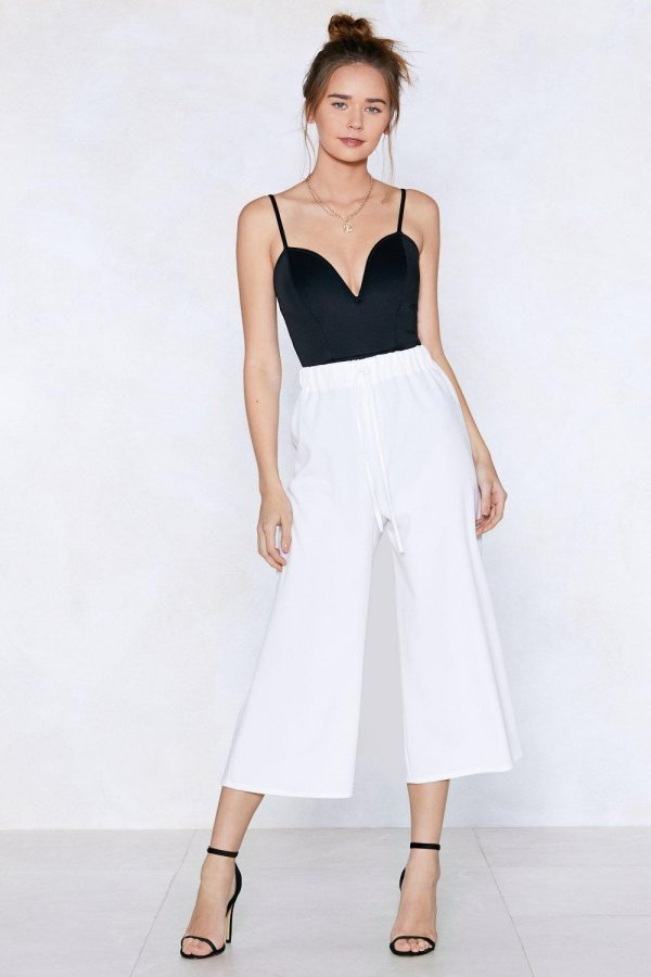 Go Far Culotte Pants