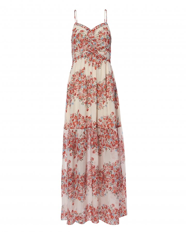 Chelsea Floral Maxi Dress