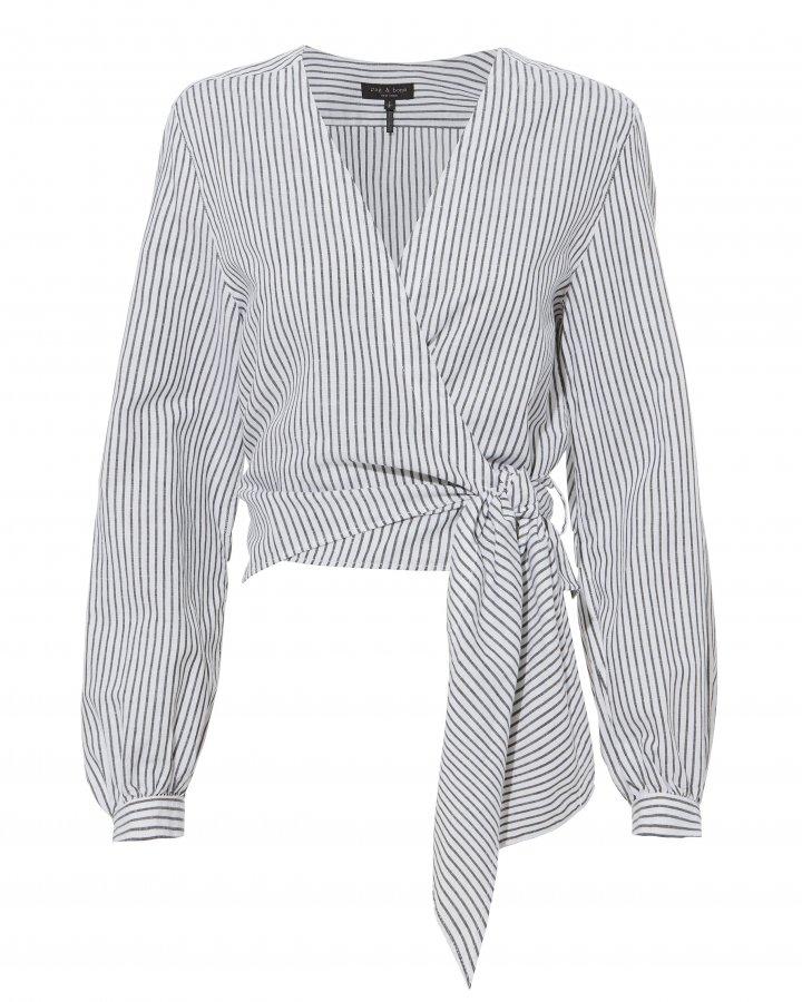 Prescot Striped Blouse