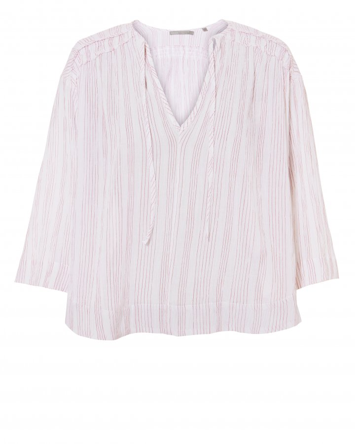 Variegated Striped Top