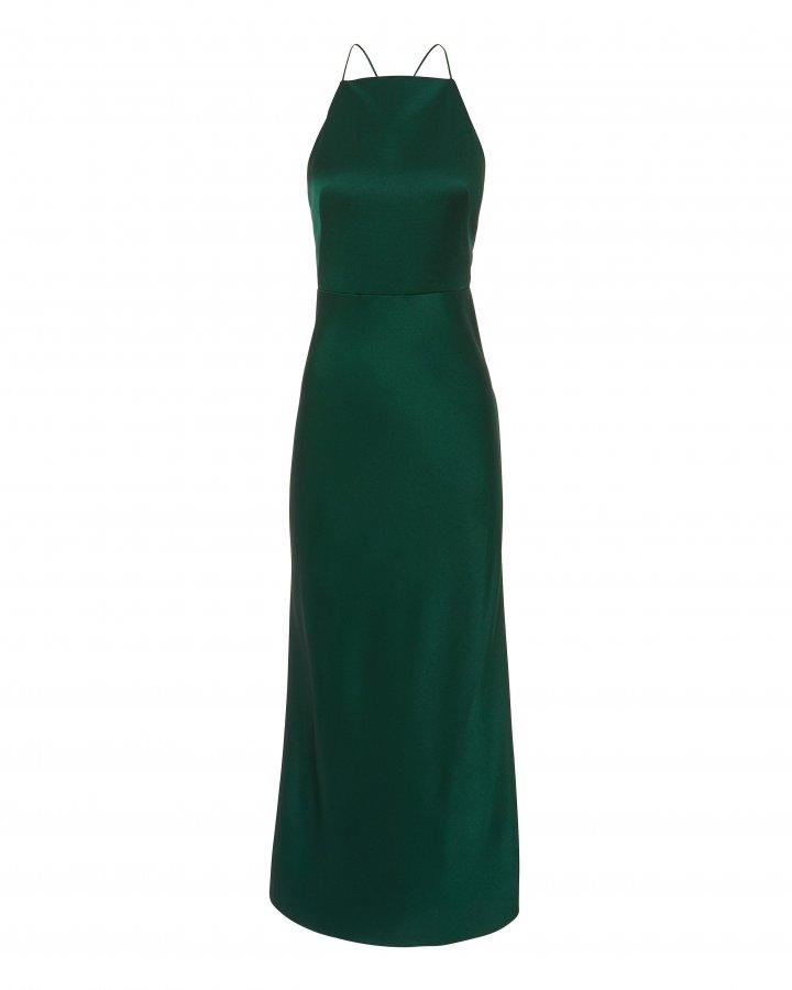 Green Midi Gown