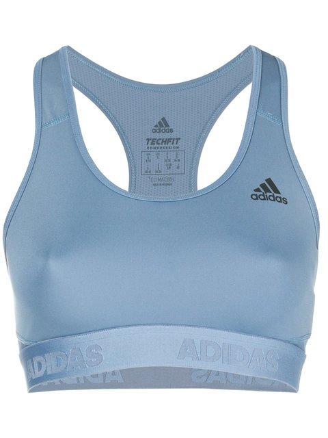 Adidas Climalite Sports Bra Top - Farfetch
