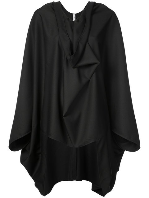The Celect Oversized Poncho Top - Farfetch