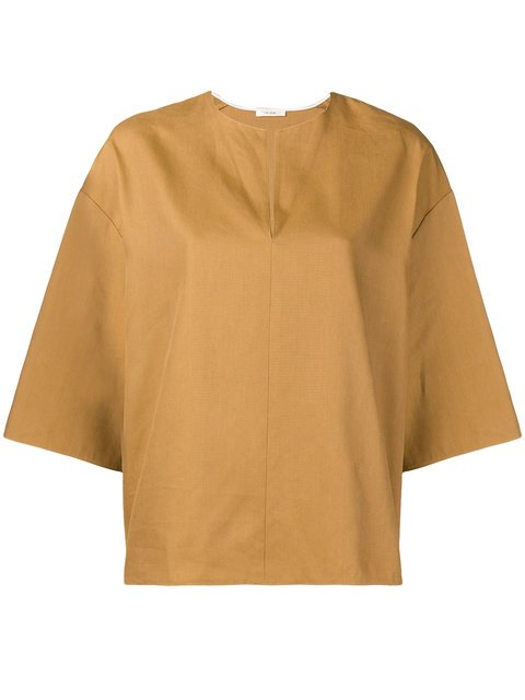 The Row Wide Sleeves Blouse - Farfetch
