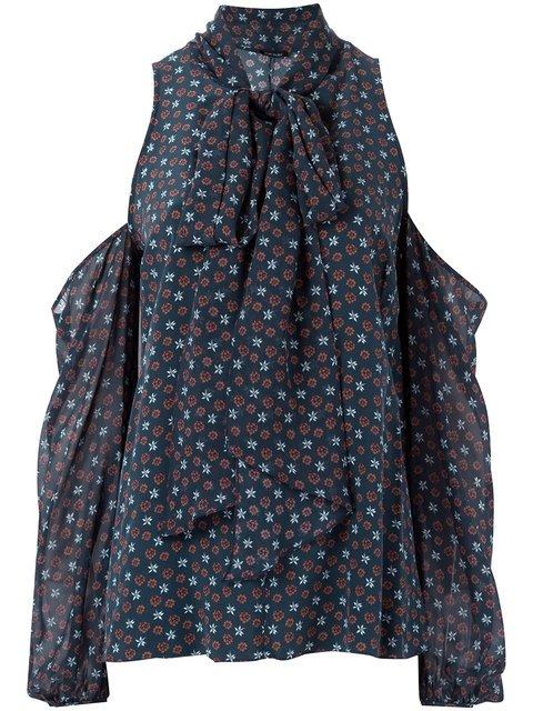Tufi Duek Cold Shoulders Shirt - Farfetch