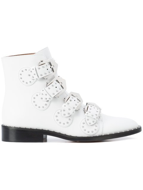 Givenchy Elegant Studs Ankle Boots - Farfetch