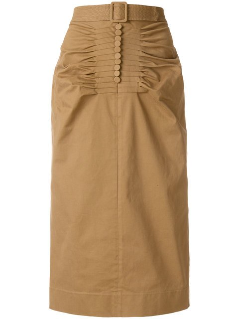 Nº21 High-waisted Pencil Skirt - Farfetch