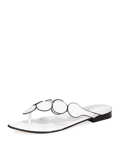 Ariflat Leather Thong Sandal