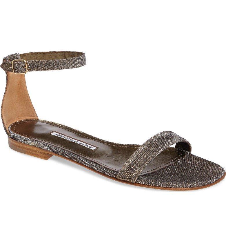 Chafla Ankle Strap Sandal