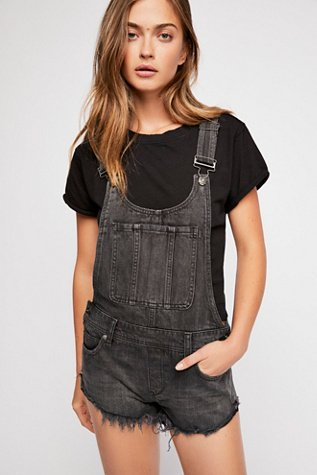 Summer Babe High-Low Overall