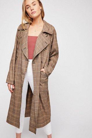 Cecilia Trench Coat