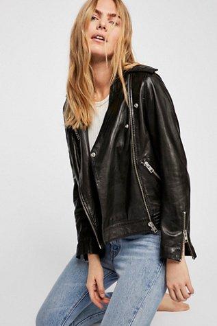 Loon Moto Leather Jacket