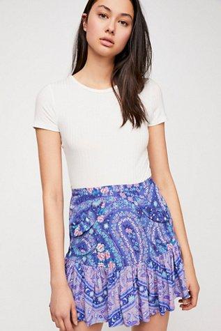 City Lights Mini Skirt