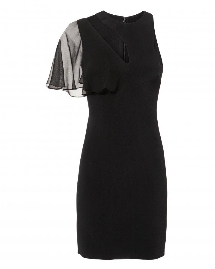 Xandra Black Dress