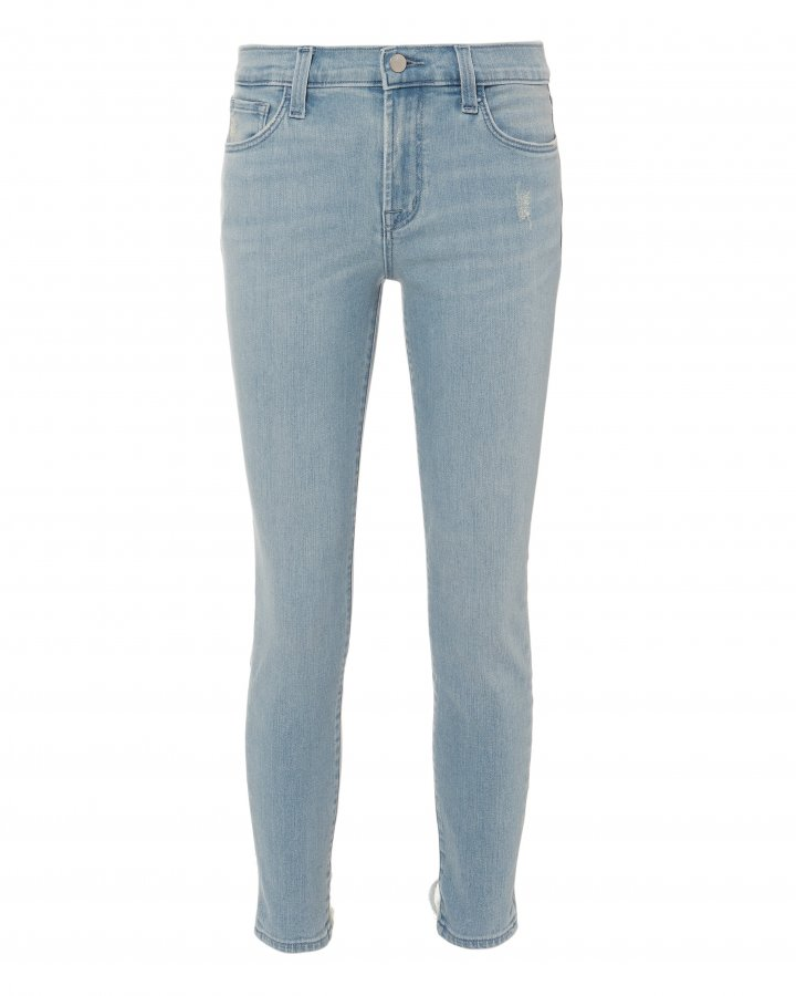 Capri Cropped Jeans