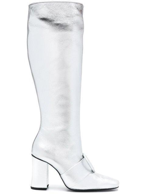 Dorateymur Knee Length Boots  - Farfetch