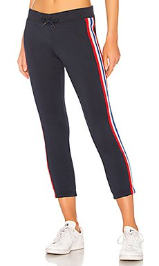 Sweatpant With Bird Sport Stripes                                             Pam & Gela