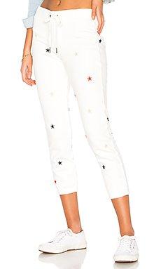 Basic Sweatpant With Stars                                             Pam & Gela