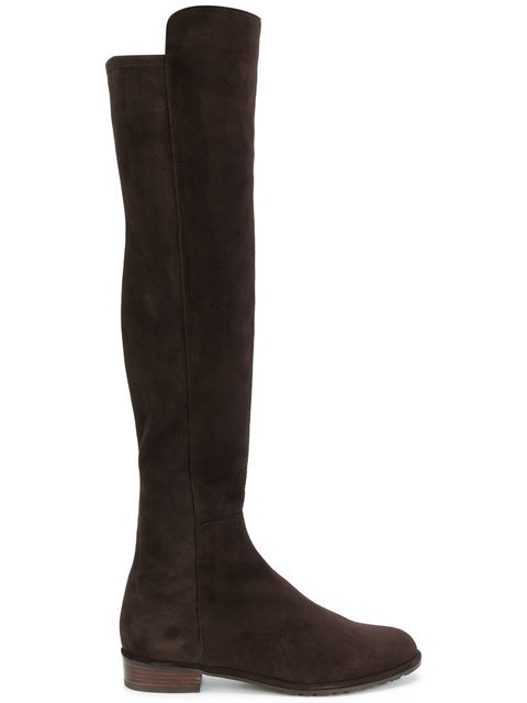 Stuart Weitzman Knee High Boots - Farfetch